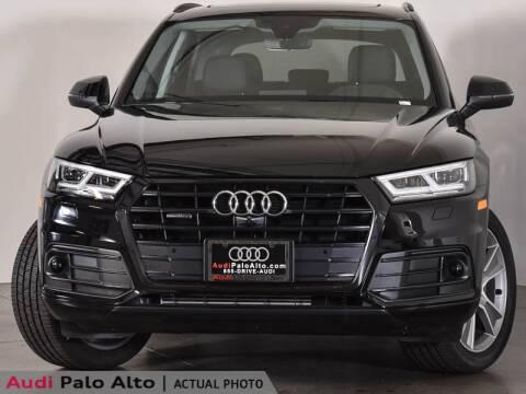 2020 Audi Q5 2.0T quattro Prestige