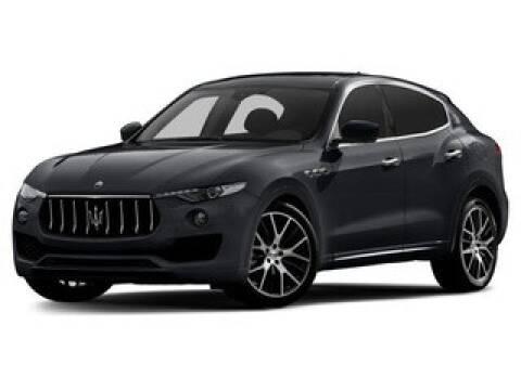 2017 Maserati Levante S for sale at AUDI PALO ALTO in Palo Alto CA