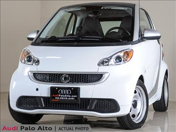 2015 Smart fortwo for sale in Palo Alto, CA