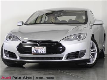 2013 Tesla Model S for sale in Palo Alto, CA