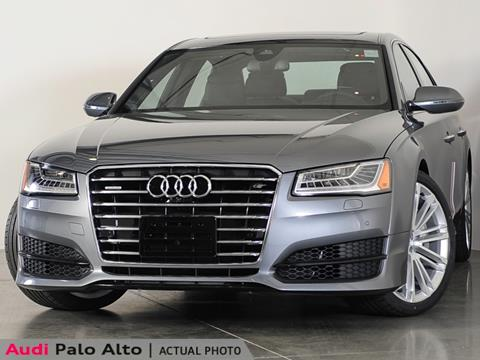2017 Audi A8 L for sale in Palo Alto, CA