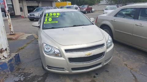 2010 Chevrolet Malibu for sale in Wayne, MI
