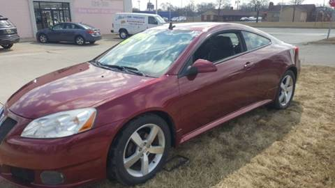 2008 Pontiac G6 for sale in Wayne, MI