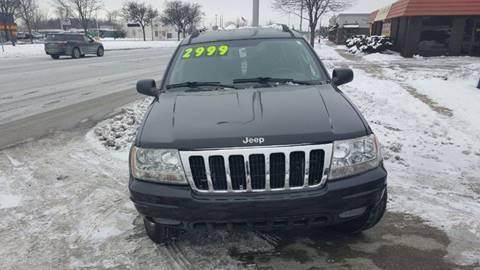 2004 Jeep Grand Cherokee for sale in Wayne, MI