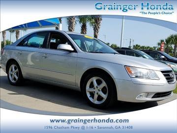 2009 Hyundai Sonata for sale in Savannah, GA