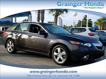 2013 Acura TSX Sport Wagon for sale in Savannah, GA
