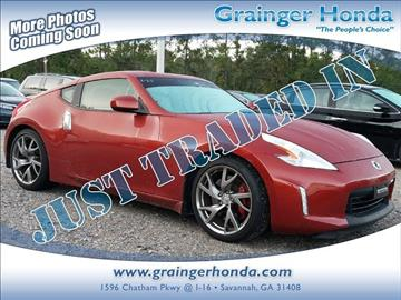 2013 Nissan 370Z for sale in Savannah, GA