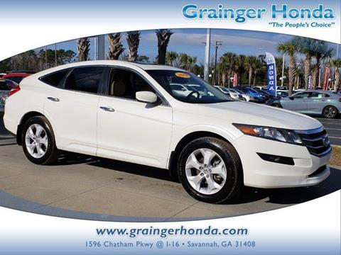 2012 Honda Crosstour for sale in Savannah, GA
