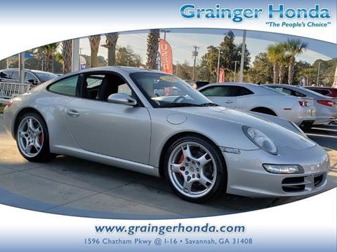 2006 Porsche 911 for sale in Savannah, GA