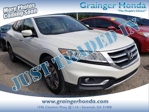 2013 Honda Crosstour for sale in Savannah, GA