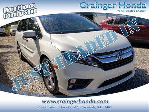 2019 Honda Odyssey for sale in Savannah, GA