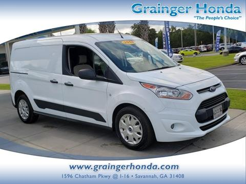 2018 Ford Transit Connect Cargo for sale in Savannah, GA