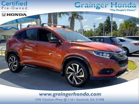 2019 Honda HR-V for sale in Savannah, GA