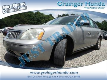 2007 Ford Five Hundred for sale in Savannah, GA