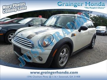 2009 MINI Cooper Clubman for sale in Savannah, GA