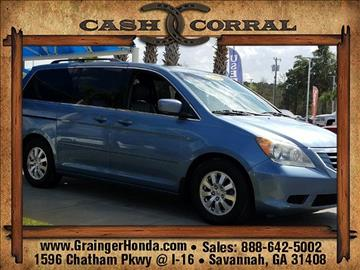 2010 Honda Odyssey for sale in Savannah, GA