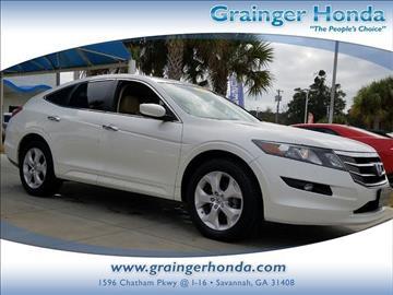 2011 Honda Accord Crosstour for sale in Savannah, GA
