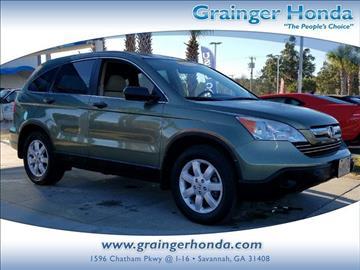 2009 Honda CR-V for sale in Savannah, GA
