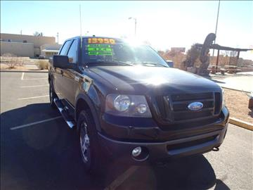2007 Ford F-150 for sale in Albuquerque, NM