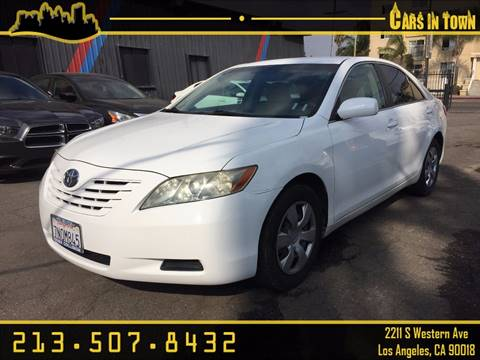 2007 Toyota Camry for sale in Los Angeles, CA