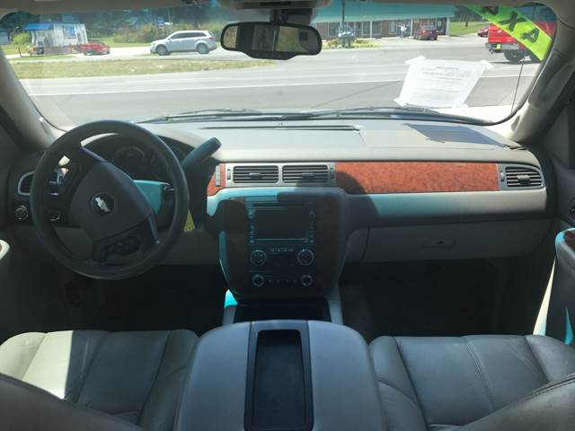 2007 Chevrolet Avalanche LTZ 1500 4dr Crew Cab 4WD SB - Somerset KY