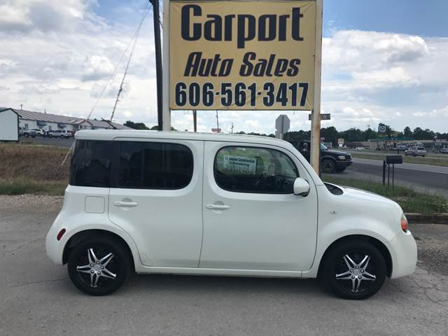 2010 Nissan cube 1.8 4dr Wagon - Somerset KY