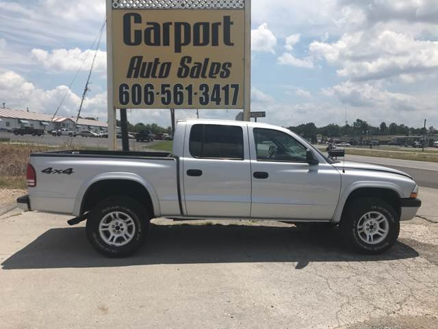 2003 Dodge Dakota 4dr Quad Cab Sport 4WD SB - Somerset KY