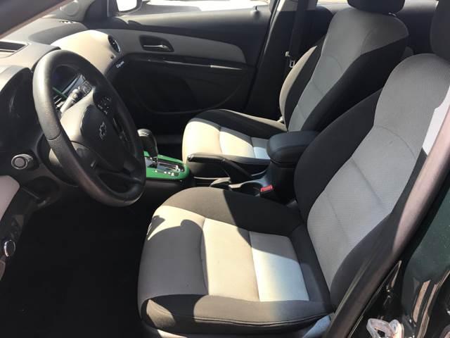 2014 Chevrolet Cruze LS Auto 4dr Sedan w/1SB - Somerset KY