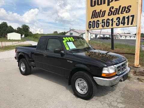 1999 Ford Ranger for sale in Somerset, KY