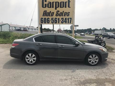2008 Honda Accord for sale in Somerset, KY