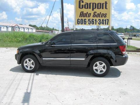 2006 Jeep Grand Cherokee for sale in Somerset, KY