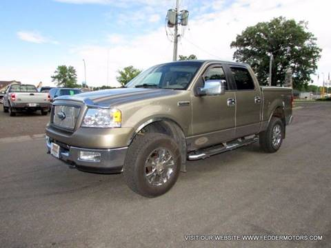 2005 Ford F-150 for sale in Mora, MN