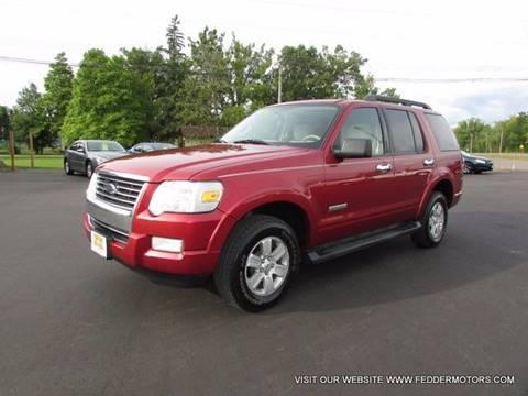 2008 Ford Explorer for sale in Mora, MN