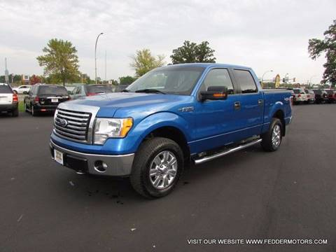 2011 Ford F-150 for sale in Mora, MN
