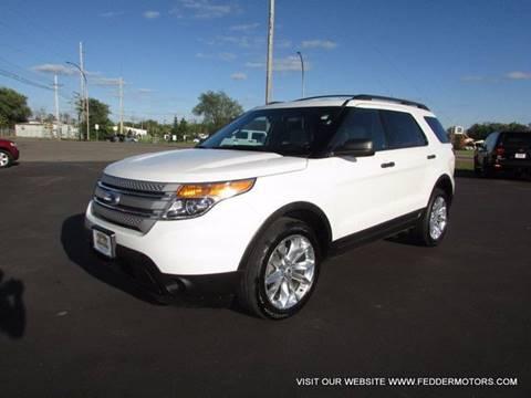 2012 Ford Explorer for sale in Mora, MN