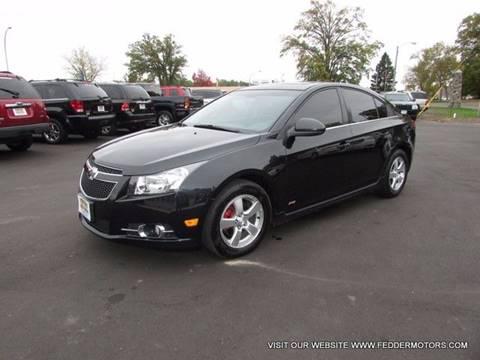 2012 Chevrolet Cruze for sale in Mora, MN