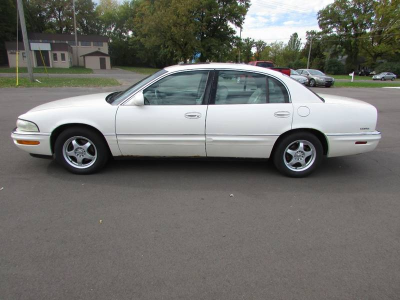 2001 Buick Park Avenue Ultra 4dr Supercharged Sedan In Mora Mn