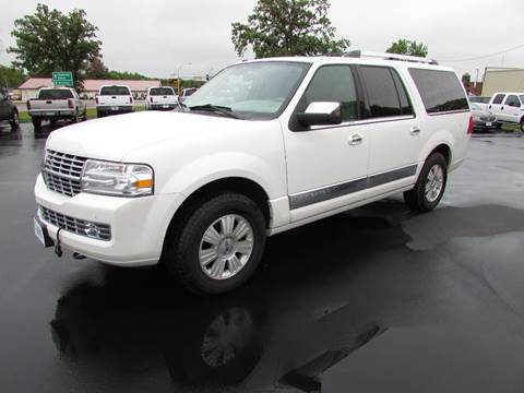 2012 Lincoln Navigator L for sale in Mora, MN