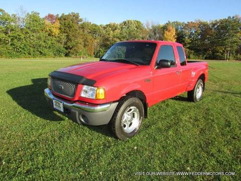 2001 Ford Ranger for sale in Pine City, MN