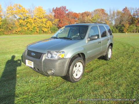 2006 Ford Escape for sale in Pine City, MN