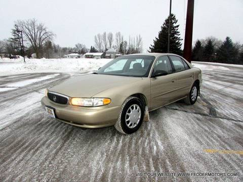 2004 Buick Century for sale in Mora, MN