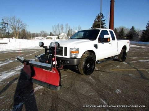 2009 Ford F-250 Super Duty for sale in Pine City, MN