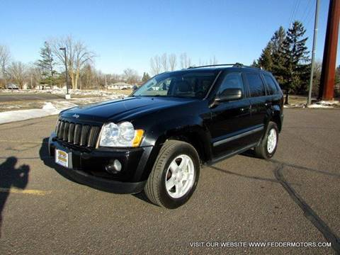 2007 Jeep Grand Cherokee for sale in Pine City, MN