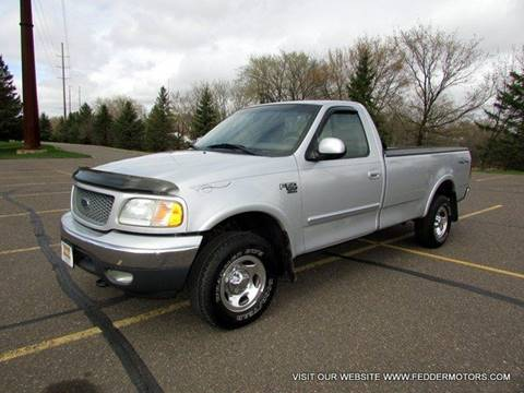 2001 Ford F-150 for sale in Mora, MN