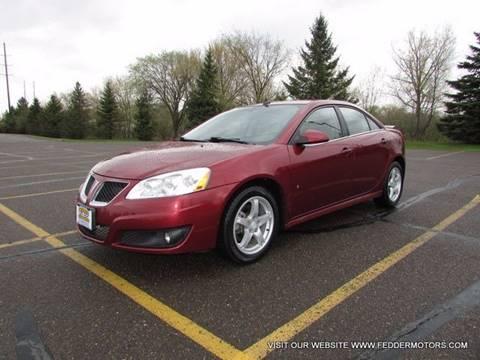 2009 Pontiac G6 for sale in Mora, MN