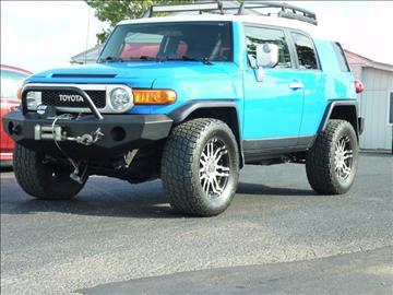 2007 Toyota FJ Cruiser for sale in Brownsburg, IN
