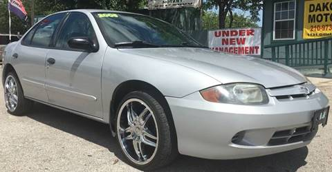 2005 Chevrolet Cavalier for sale in San Antonio, TX