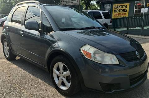 2008 Suzuki SX4 Crossover for sale in San Antonio, TX
