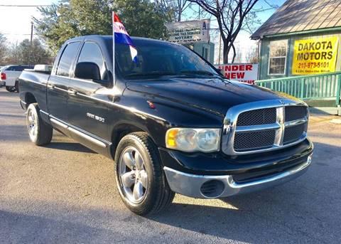 2002 Dodge Ram Pickup 1500 for sale in San Antonio, TX