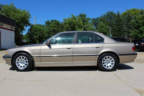 2001 BMW 7 Series For Sale In Fitchburg WI